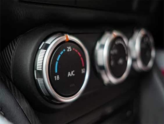 Vehicle Heater Repair
